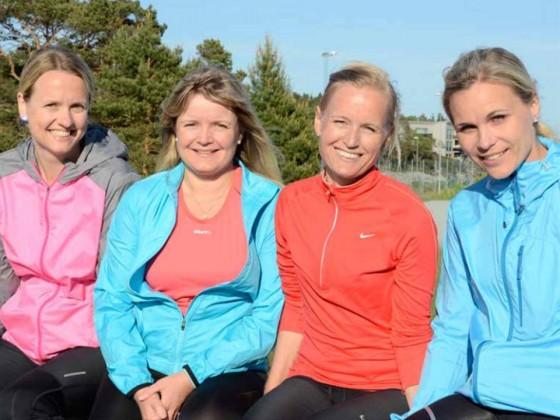 fotballjenter i Knarvik Xtrem